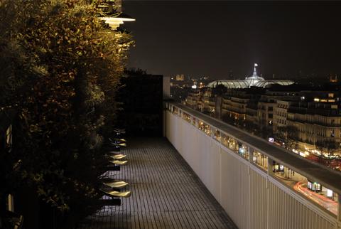 Terrasse Champs-Élysées