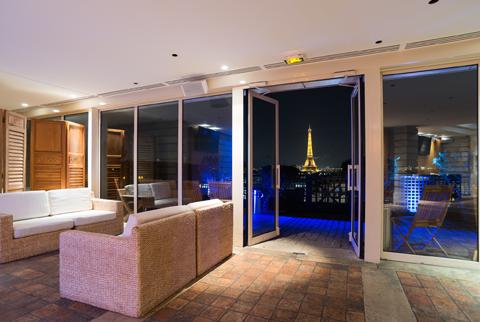 Location & Privatisation - Terrasse 50 - Terrasse Martini - Rooftop des Champs-Élysées