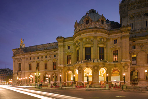 Privatisation & Location - Opéra Restaurant