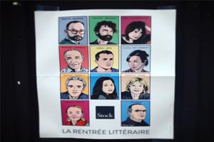 Éditions Stock / Conférence / Le Couvant