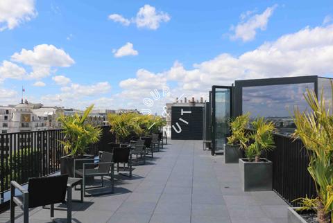 Location & Privatisation - Rooftop des Champs-Élysées