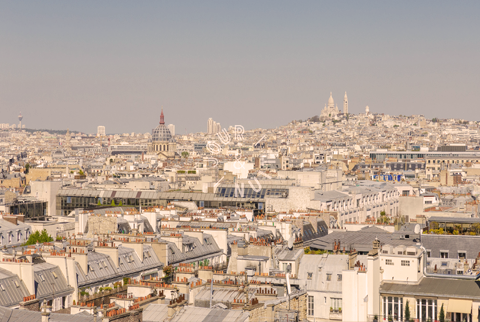 Location & Privatisation - Rooftop Paris 8