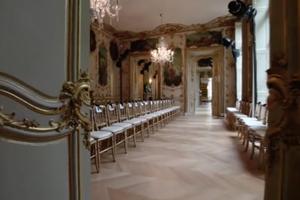 J.Mendel / Fashion Week / Hôtel Particulier