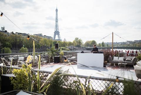 Location & Privatisation - Rooftop en seine