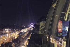 Le Dôme des Champs-Élysées