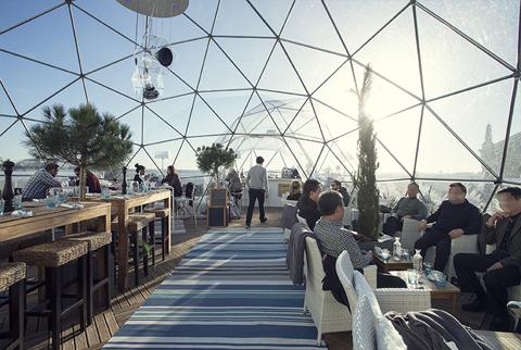 Privatisez et louez une terrasse d'exception - Rooftop Paris 9