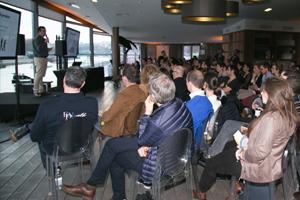Bagelstein / Conférence / Rooftop en Seine