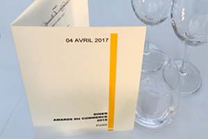 Groupe Renault / Diner assis / Terrasse 50