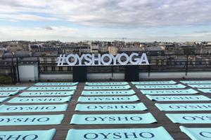OYSHOYOGA / ROOFTOP ÉTOILE
