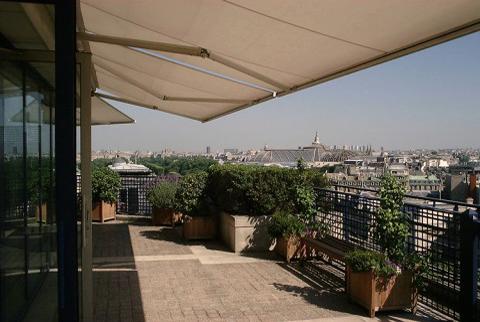 Terrasse 50 - Rooftop des Champs-Élysées