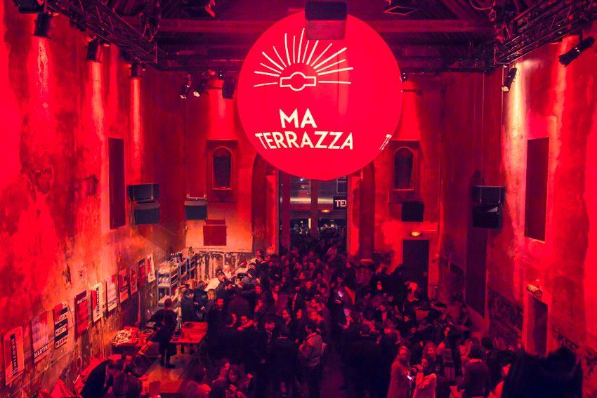 Ma Terrazza / La Chapelle