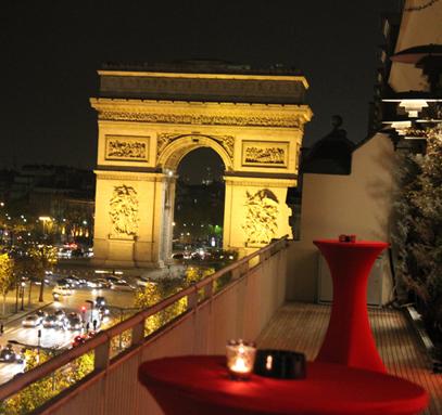 La Terrasse des Champs-Élysées