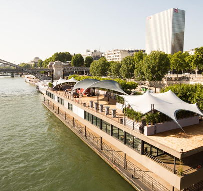 Location & Privatisation - Péniche Le Ponton