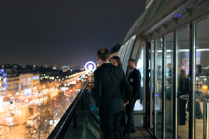 Rooftop Champs-Élysées