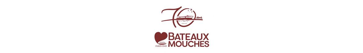 COMPAGNIE DES BATEAUX MOUCHES / 70 ans
